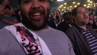 In The Loop Radio - Crowd reacts to Wilder vs Breazeale