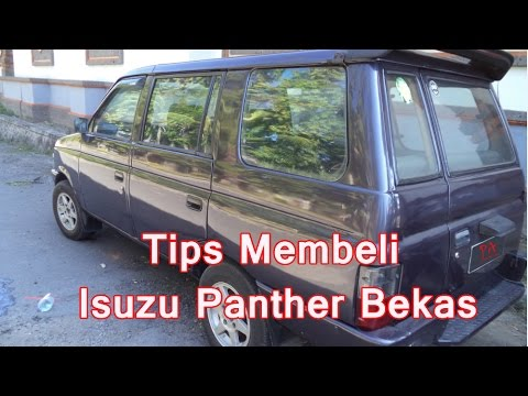 2006 Isuzu Panther Grand Touring Review Start Up Engine Exhaust