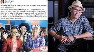 Đại Nghĩa bàng hoàng,Cindy Thái Tài không tin chuyện biên đạo múa Hữu Trị đã qua đời vì té từ lầu 13