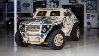 U.S. Army FED - Jay Leno's Garage