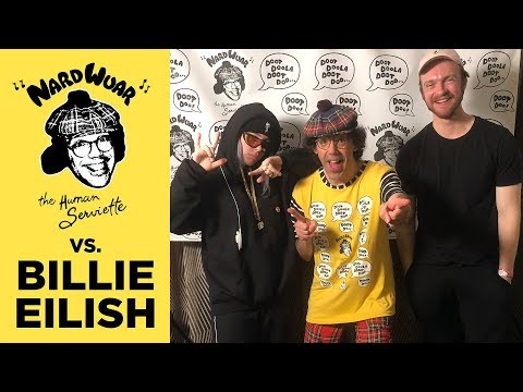 Nardwuar vs. Billie Eilish