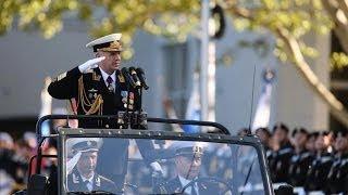 Парад Победы в Севастополе (Наземная часть)