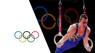 Arthur Zanetti Wins Men's Artistic Rings Gold -- London 2012 Olympics