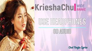 Kriesha Chu - Wide Awake (Cover) 8D AUDIO