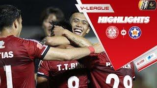 Đánh bại Đà Nẵng trong trận cầu có 5 bàn thắng, TP. HCM củng cố vững chắc ngôi đầu | VPF Media