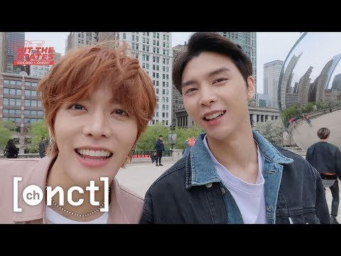 JOHNNY X CHICAGO : Finally landing in my hometown! (Feat. TY & YT) | NCT 127 HIT THE STATES