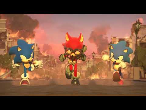 video Sonic Forces – PS4