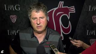 Mike Leach Wyoming Postgame Sept. 1