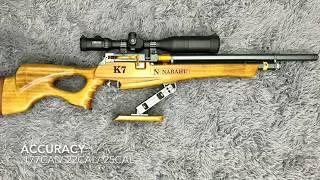 fantastic air gun Huben K1 - Riyaldi Ipang