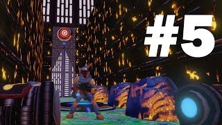 Disney Infinity 3.0 - How To Create A Death Star Trash Compactor - Part 5