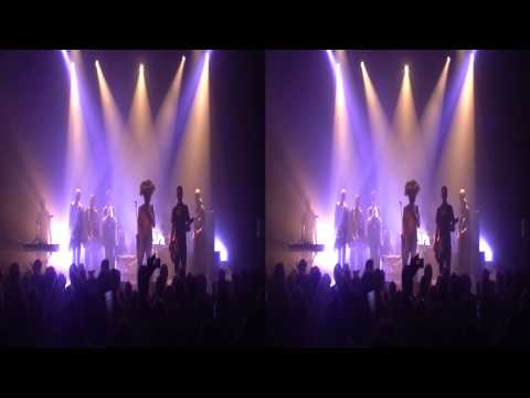 King Khan & The Shrines @ Le Temps Machine Joué-Les-Tours (15/04/2014) v.3D-HD