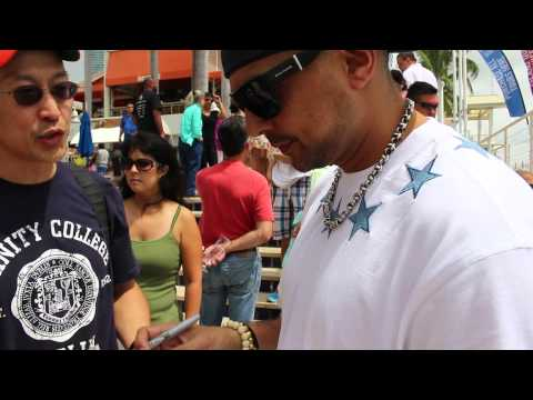 Sean Paul Autographs -
