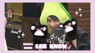 """EXTRA GUIDE"" : Lee Know"