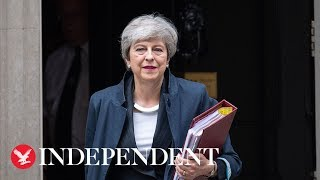 PMQs: What prime minister Theresa May face Jeremy Corbyn