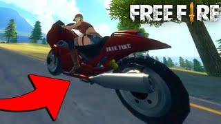 FINALMENTE! NOVA MOTO NO FREE FIRE