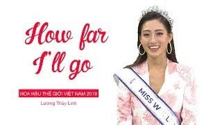 Bất ngờ với khả năng hát tiếng Anh của Hoa hậu Lương Thùy Linh