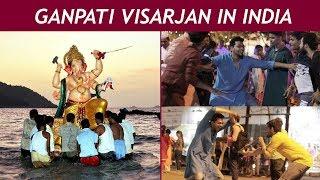 Ganpati Visarjan in India | Funcho Entertainment