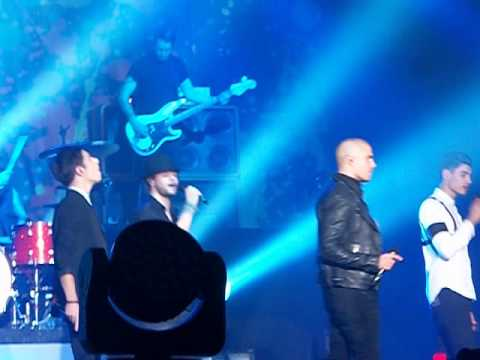 Baixar The Wanted - Show Me Love (America) - Aberdeen AECC - 15 March 2014 - Word of Mouth Tour