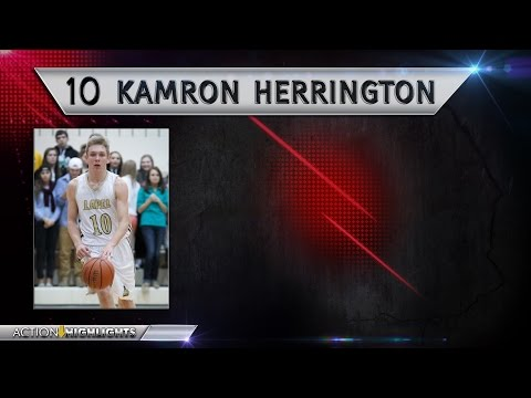 Kamron Herrington - Junior Highlights 2015