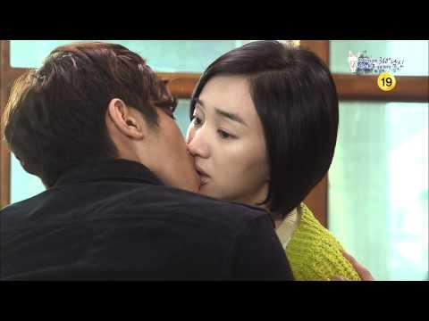 [HD] 130122 TVXQ's Yunho Kiss Scene in YaWang Episode 4