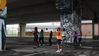 Booty Shake Remix - Krys (Hip Pop Fit) Dance Fitness