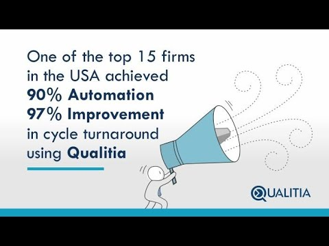 One of the 15th Largest Firm in USA transformed Test Automation with Qualitia