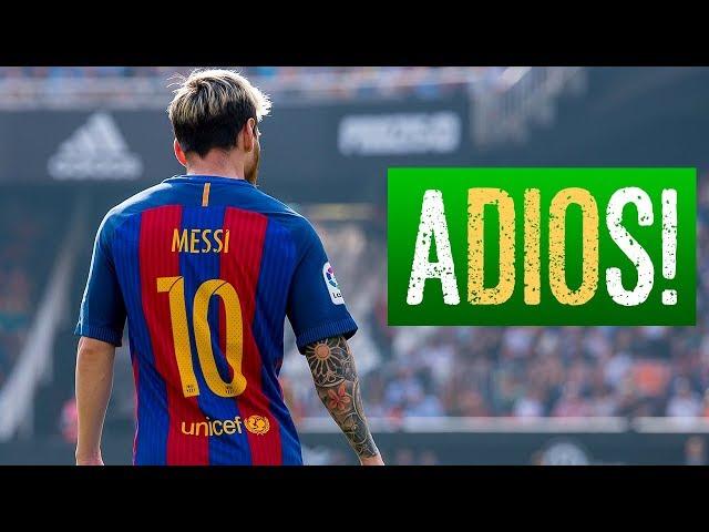 Czy Messi odejdzie? Powinien...