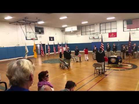 Danbury Elks Flag Day ceremony
