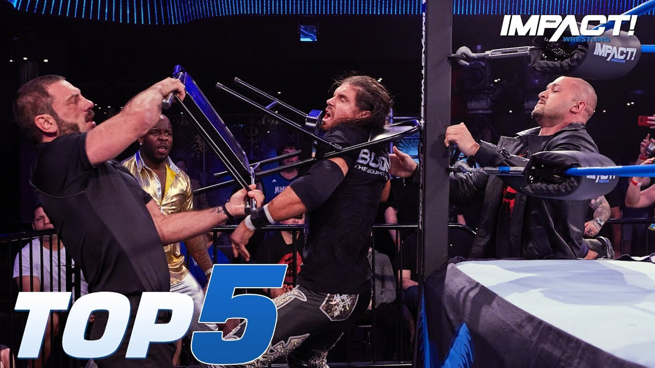 How Was Viewership For This Week's Impact Wrestling ...