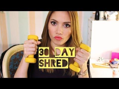 30 Tage Shred