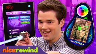 Freddie's Geekiest Tech Moments Ever! 🤓 | iCarly