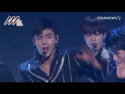 ★ 2017AAA (Asia Artist Awards) - 몬스타엑스(Monsta X) '아름다워 + DRAMARAMA' 무대 ★