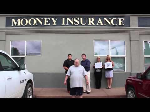 Mooney Insurance ALS Ice Bucket Challenge Video