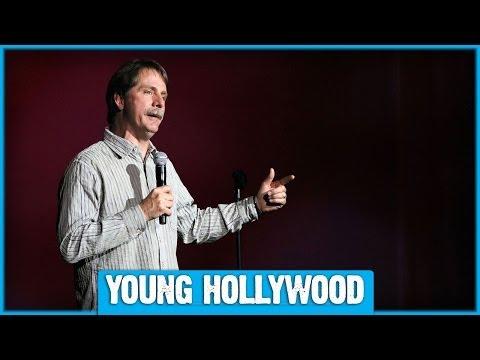 Jeff Foxworthy on Redneck Jokes & Hosting AMERICAN BIBLE CHALLENGE