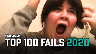 Top 100 Fails of the Year (2020) | FailArmy