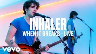 Inhaler - When It Breaks (VEVO DSCVR Live Session)