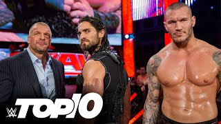 Jaw-dropping faction member reveals: WWE Top 10, Oct. 11, 2020