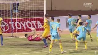 Vòng 2 V-League 2017: Sanna Khánh Hòa 0-2 FLC Thanh Hóa