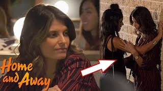 Home and Away Spoilers: Willow & Alex Go On A Date!! End With A Kiss?!?