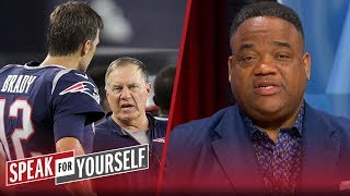 Belichick & Brady can't challenge the fact that Pats dynasty is done | NFL | SPEAK FOR YOURSELF