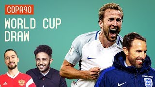 England Get Dream World Cup Draw | Eli And Vuj React