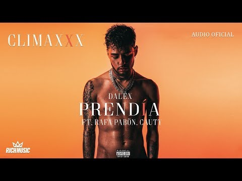 Dalex - Prendía ft. Rafa Pabön, Cauty [Audio Oficial]