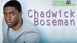 Chadwick Boseman | EVERY movie through the years | Total Filmography | 2018