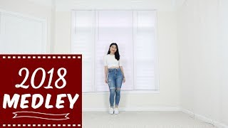 [2018 MEDLEY🎶] Kpop songs that won 1st in Inkigayo (인기가요) in 2018❣️