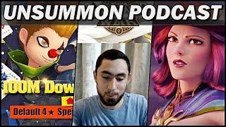Best Nat 4 To Choose & ShreddedPuzzle Comeback | Unsummon Podcast Ep.1