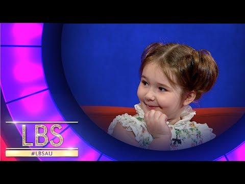 Meet Bella The 4 Year Old Polyglot | Little Big Shots Australia
