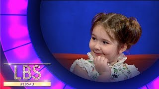 Meet Bella The 4 Year Old Polyglot | Little Big Shots Australia