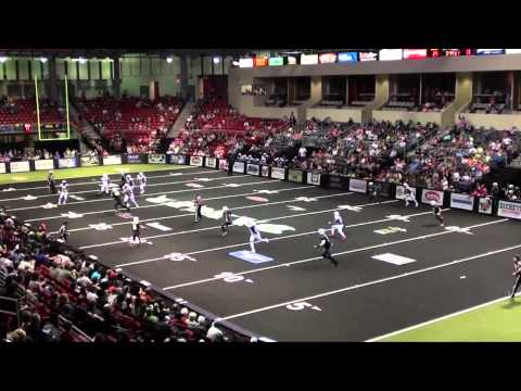 IFL: Nebraska Danger vs Texas Revolution 2014