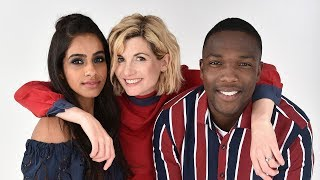 Jodie Whittaker: Casting a Woman Doctor Doesn't Change 'Doctor Who'