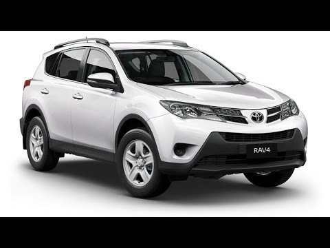 2014 toyota rav4 limited awd review in portland auto show 2013 youtube. Black Bedroom Furniture Sets. Home Design Ideas